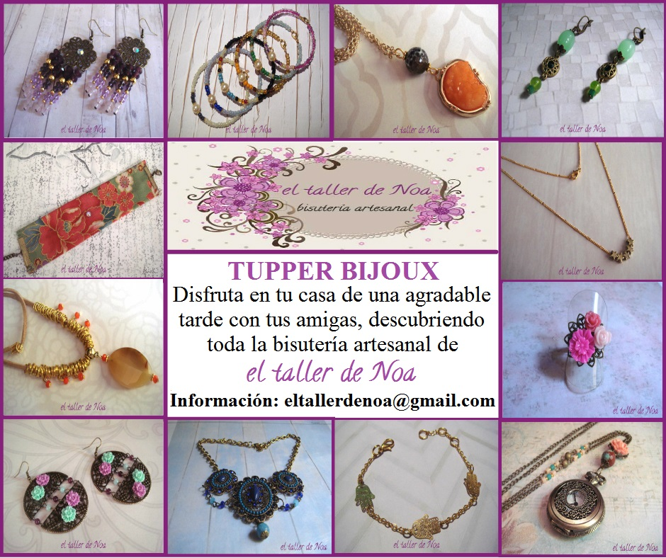 TUPPER BIJOUX