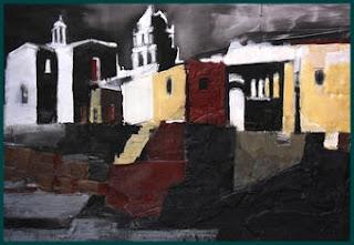 Los colores de América, en la primera muestra de pintura  con cera que se realiza en la Argentina.
