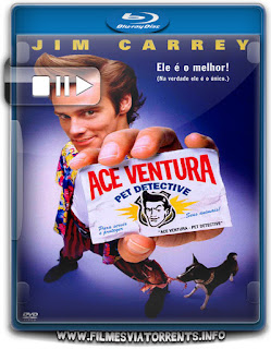 Ace Ventura - Um Detetive Diferente Torrent - BluRay Rip 720p Dublado