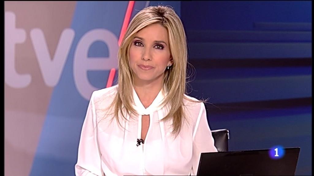 MARTA JAUMANDREU, TELEDIARIO 2ª EDICION (26.06.13)