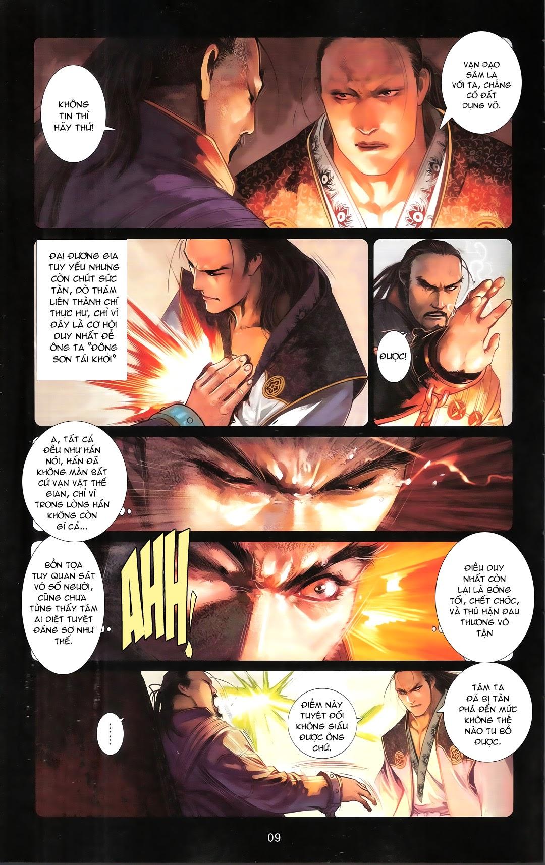 Phong Vân Chap 668 - Trang 5