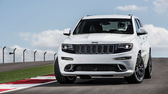 2014 Jeep® Grand Cherokee SRT