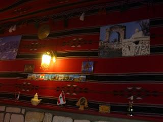 salle du restaurant La Bekaa à Rouen