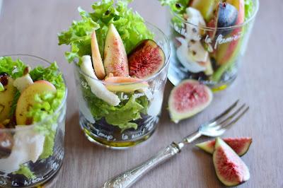 insalata croccante di fine estate