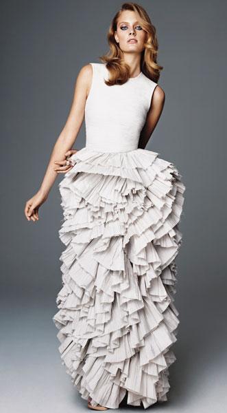 vestidos largos de fiesta 2012