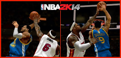 NBA 2K14 Will Feature a New Blocking System