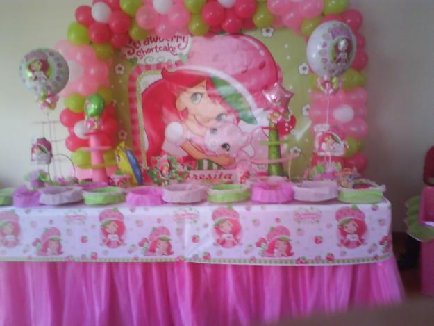 Mi dulce sorpresa fiestas tem ticas para ni as - Decoracion cumpleanos bebe 1 ano ...