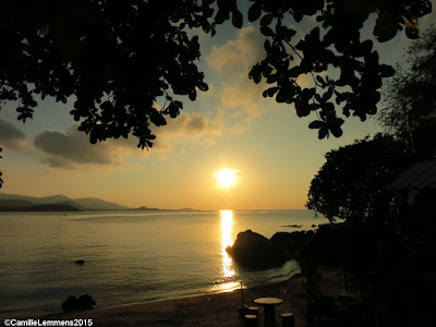 Koh Samui, Thailand daily weather update; 25th July, 2015