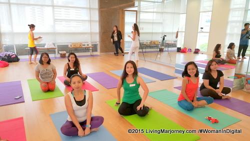 Kundalini Yoga Participants