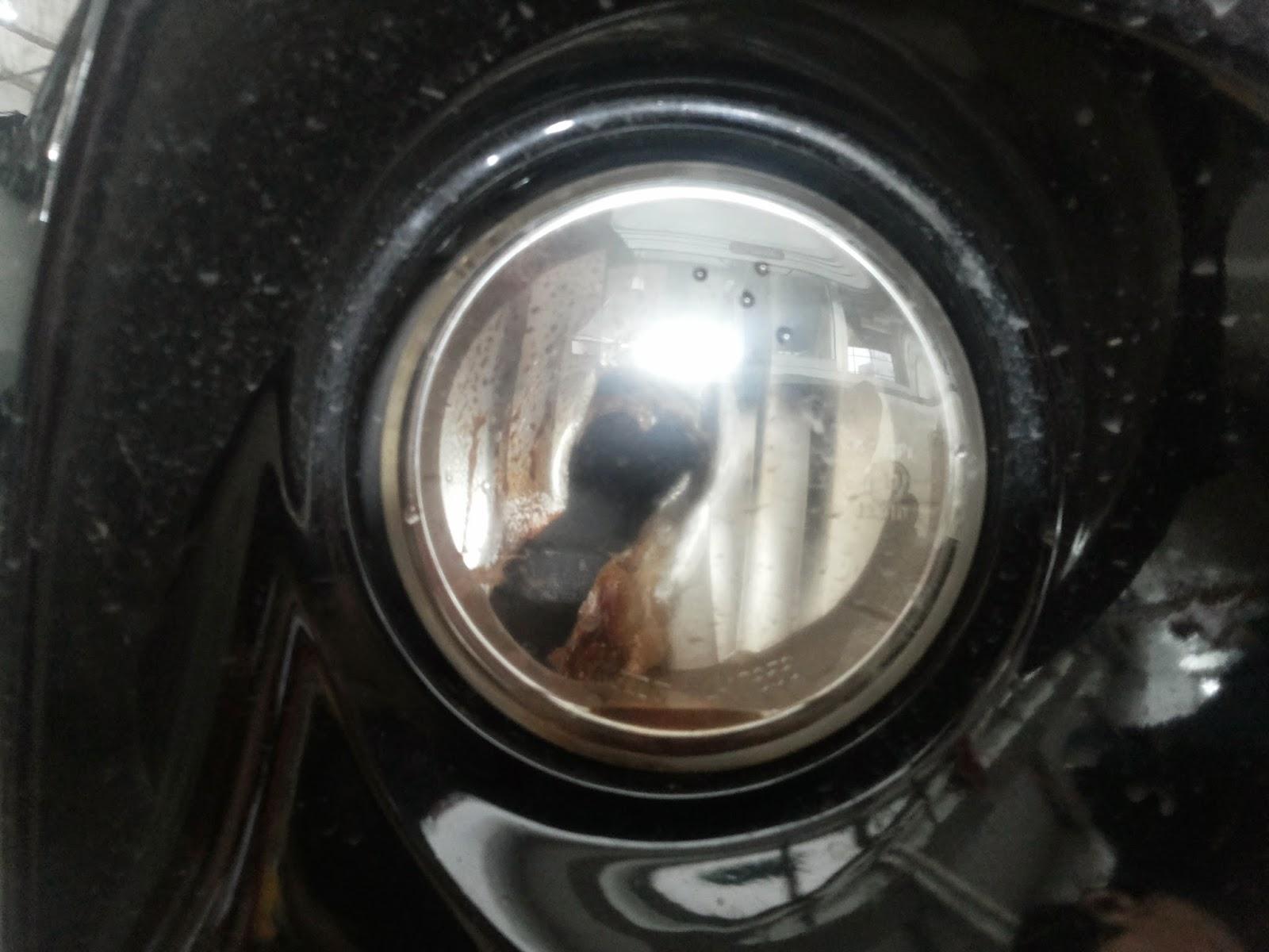 foglamp rusak