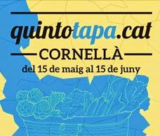 cartel QuintoTapa Cornellà 2014