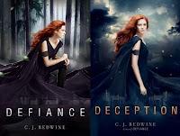 ★SERIE DEFIANCE - C.J REDWINE★