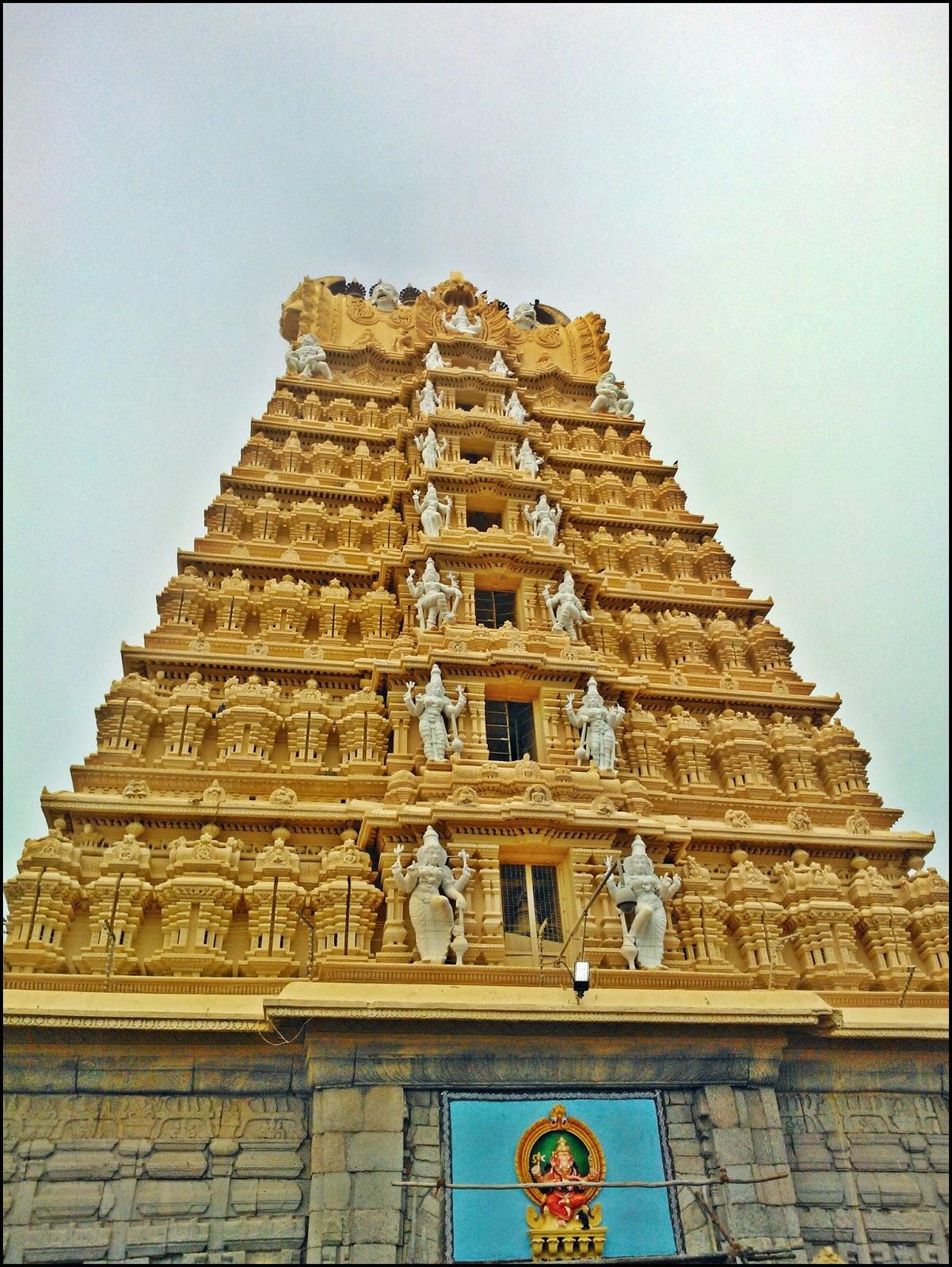 mysore chamundi temple pics