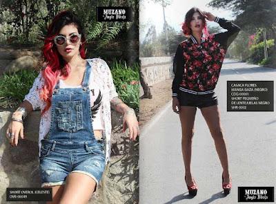 Angie jibaja  : muzano catalogo de ropa PV 2016