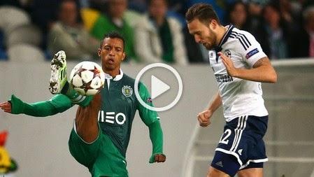 Sporting CP 4-2 Schalke 04