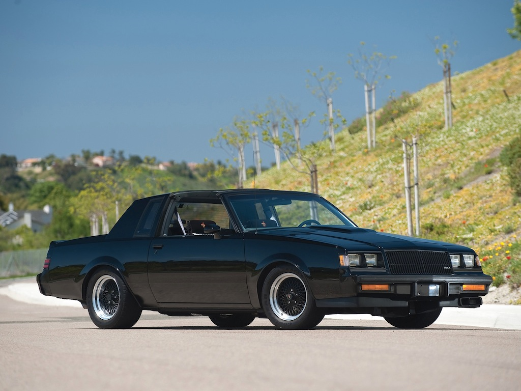 fab wheels digest f w d buick regal grand national gnx 1984 87. Cars Review. Best American Auto & Cars Review