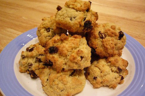 Rock Cake Recipe With Mixed Spice