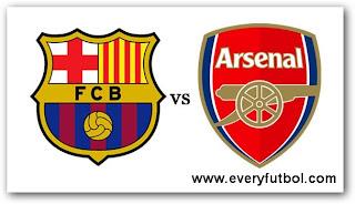 Ver Barcelona Vs Arsenal Online En Vivo