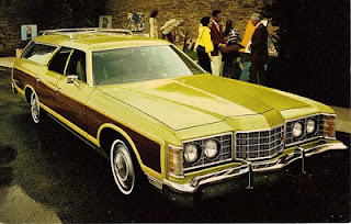 1973 Ford Country Squire Wagon