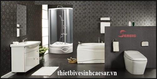 Mua thiết bị vệ sinh Caesar  giá ưu đãi tại hà nội