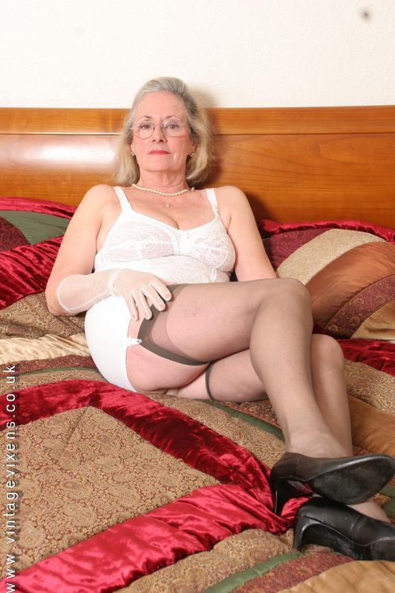 British mature vixens