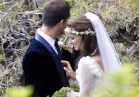 Natalie Portman celebra casamento com cardápio vegano