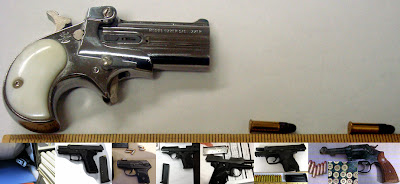 Loaded Guns Discovered at TSA Checkpoints