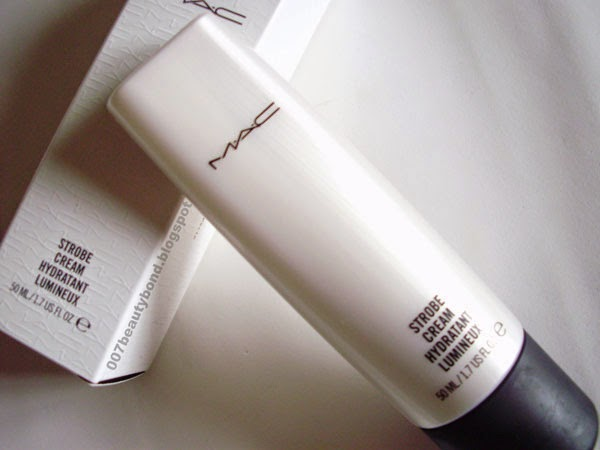 luminous skin MAC Strobe Cream healthy glow