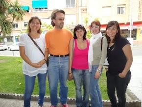 GRACIAS A LAS MAMÁS Y AL PAPÁ QUE NOS ACOMPAÑARON