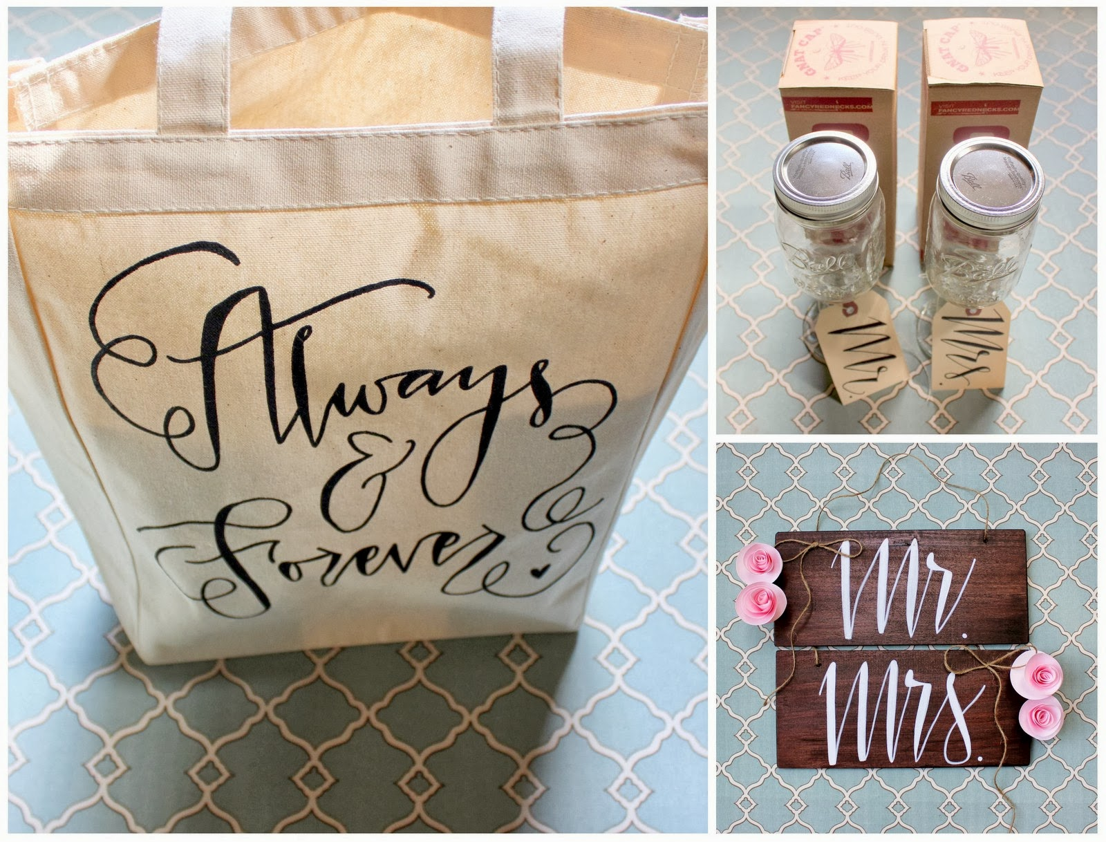 Dream State: Dan & Brittney's Engagement Party & Gift Ideas