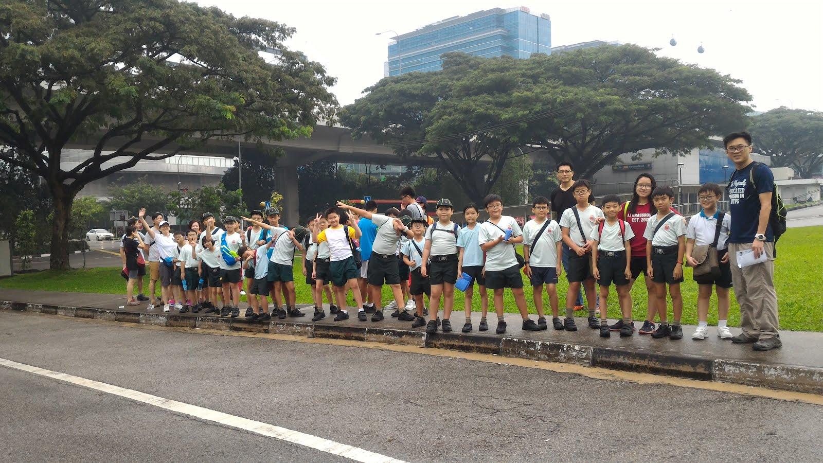 Cub Scouts 2016