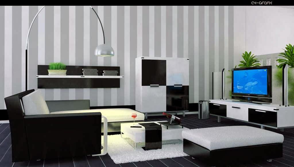 Entertainment room design ayanahouse for Entertainment rooms interior designs