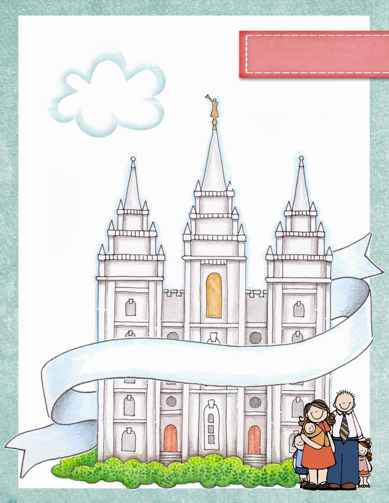 Lds Youth Printable Binder Covers 2014 Theme
