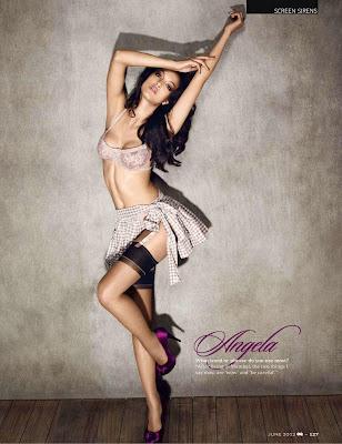[hq] mallika haydon, nathalia kaurangelo jonsson gq magazine -june 2012 . glamour  images