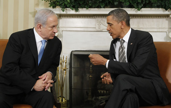 Nor did Bush have Netanyahu's measure. Obama does, understanding that he is ...