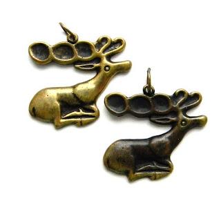 купить кулон скифский олень украина бронзовые украшения глюкоморье