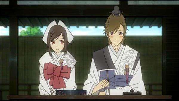 Shinsekai Yori - Nikah