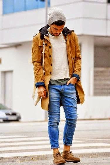 Resultado de imagem para boot masculino cano curto look
