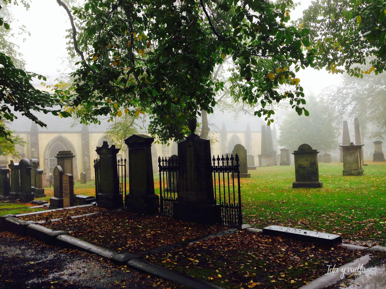 Resultado de imagen para Cementerio Greyfriars, Escocia