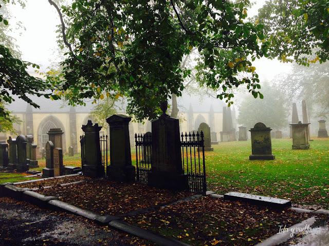 Cementerio de Greyfriars Edimburgo