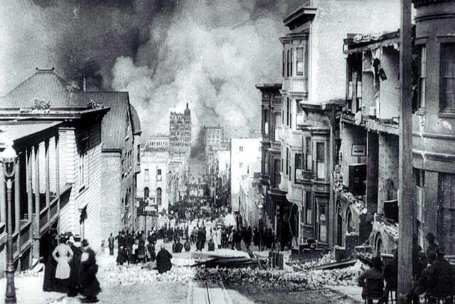 San Francisco earthquake 1906 jjbjorkman.blogspot.com
