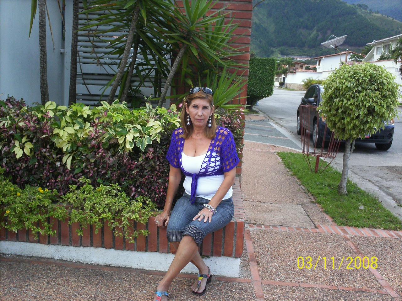 Ana Luisa  y sus tejidos