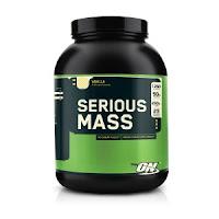 مكمل لزيادة الكتلة العضلية لأبطال كمال الأجسام سيرياس ماس SeriousMass