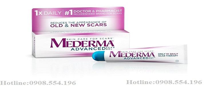 Kem trị sẹo mederma giúp bạn trị sẹo lồi lõm thâm hiệu quả và nhanh chóng