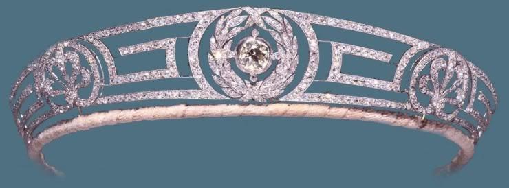 Image result for meander tiara