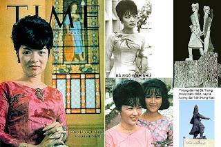 Celebrity, Madame Ngo Dinh Nhu