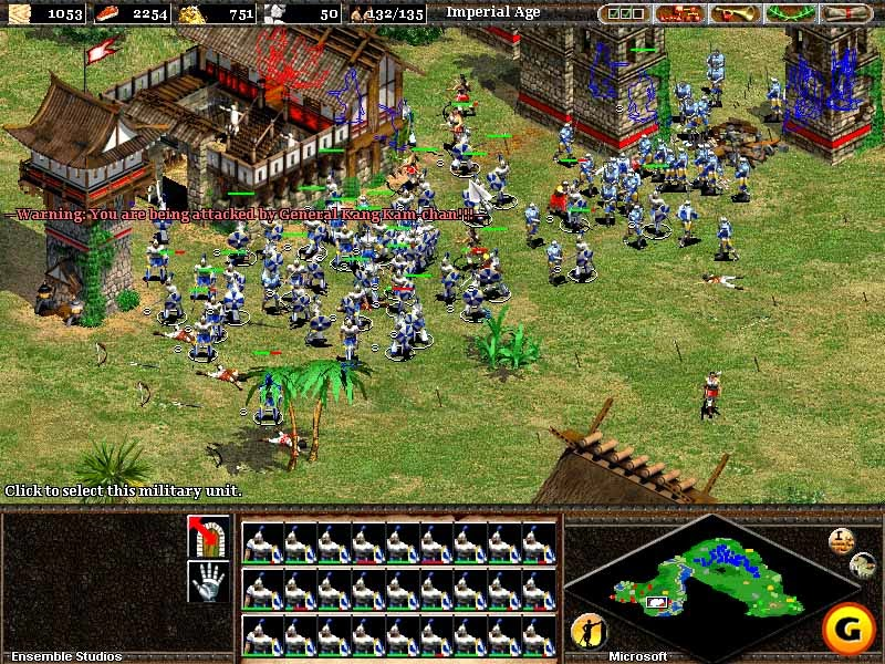 age of empires 2  full version tek link