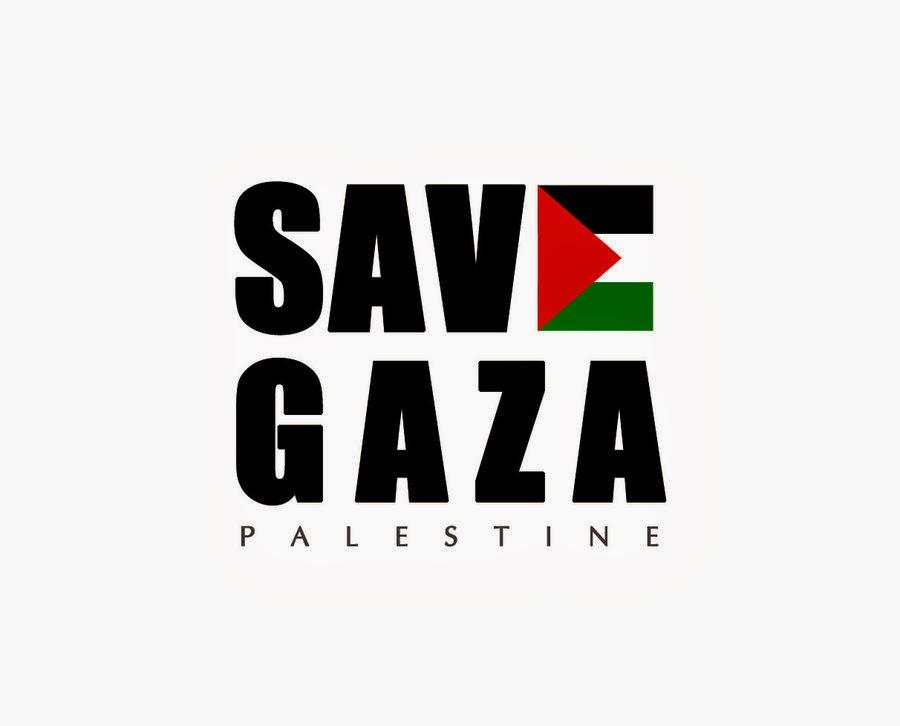 Save Gaza and Palastine