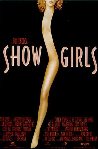 Showgirls (1995) BluRay