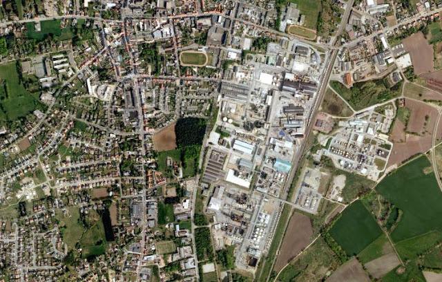 Seveso-bedrijven in Tessenderlo